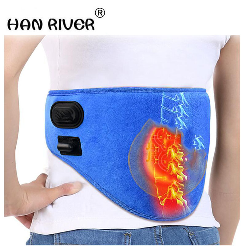 HANRIVER Medical far infrared belt and herniation treatment instrument belt strain of lumbar muscles hot compress waist dish 24pcs lot with 4boxes high quality periarthritis of shoulder and herniation strain of lumbar muscles rheumatoid adminstration