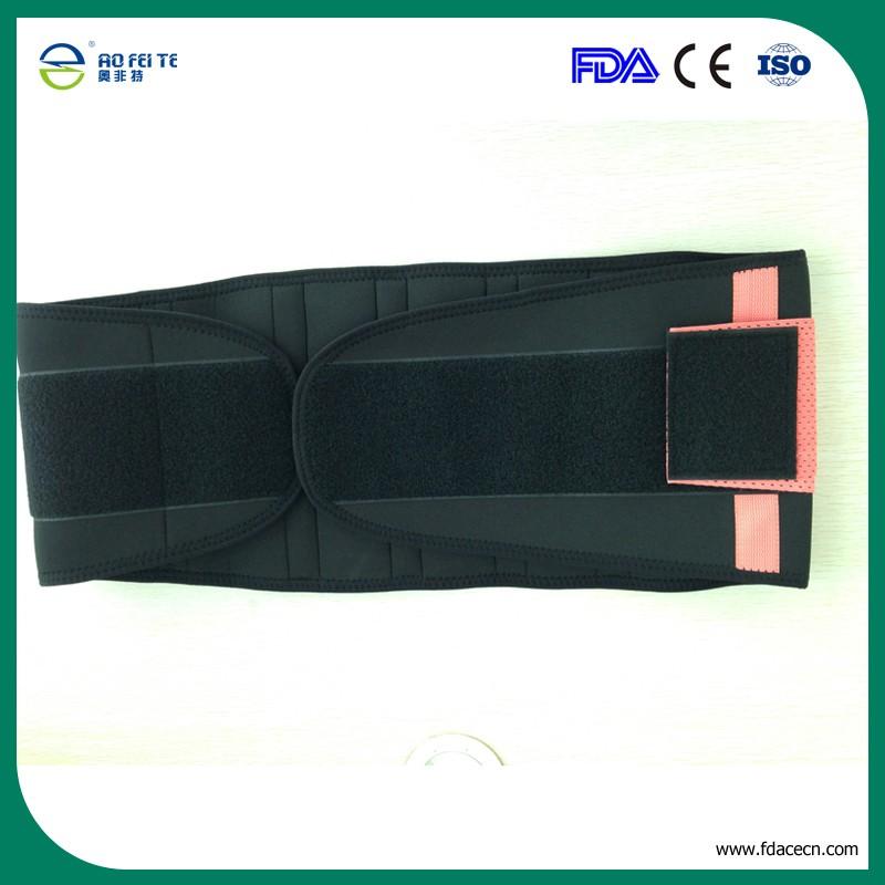 posture brace lumbar support waist belt (22)