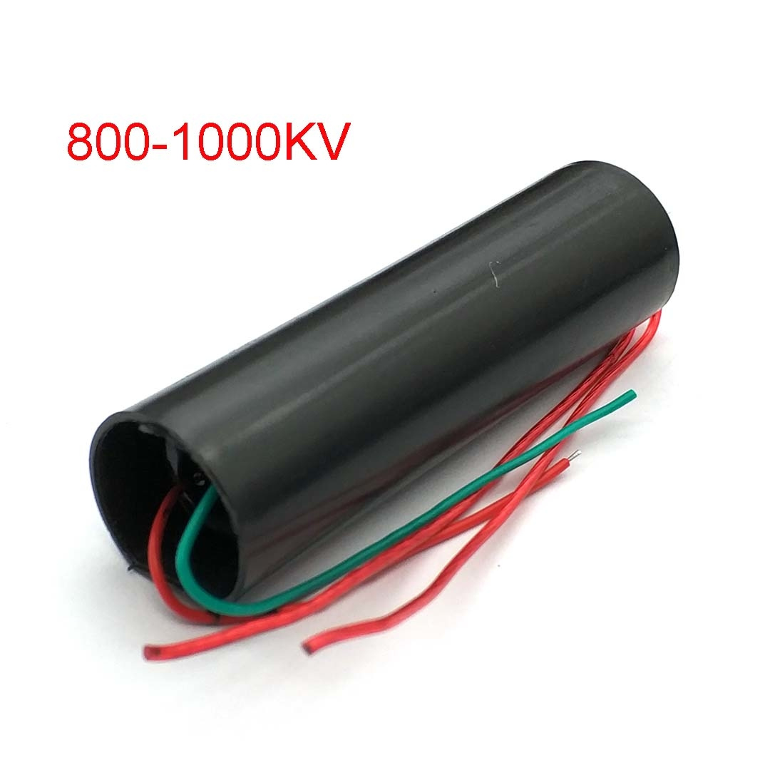 1000 KV 1000KV Ultra-high Voltage Pulse Inverter Arc Generator Ignition  Coil Module Boost Step Up Power 0 5A-1A DC 3 7V-7 4V