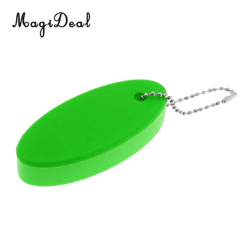 Set of 2 Floating Keychain Key Ring for Water Sports Sailing Swim Surf Kayak