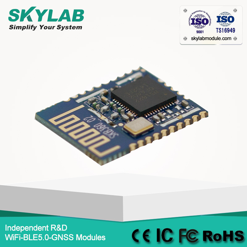 SKYLAB SKB360 nRF51822 Low Cost Bluetooth Module BLE 4.0 Solution Beacon Module with PCB Antenna