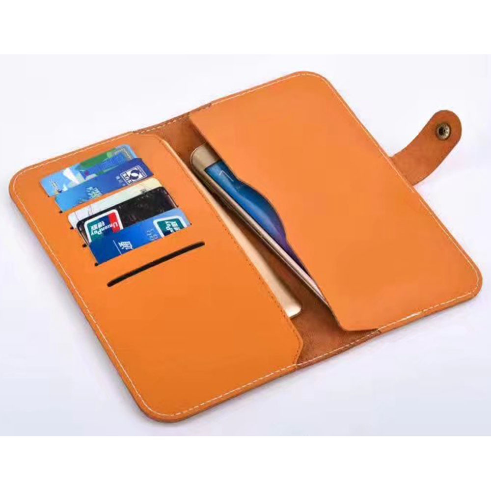 Wallet Card Fashion Style Phone Bag Bags Pouch for iPhone Samsung Galaxy Huawei LG Sony Xiaomi Redmi Phone Full Cover Protection
