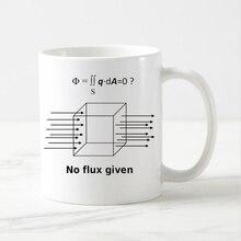 Hot Geek No Flux Given Mug Funny Science Physics Geek Coffee Mug Nerd Creative Ceramic Gifts Guy Beer Tea Cups Mugs White 11oz