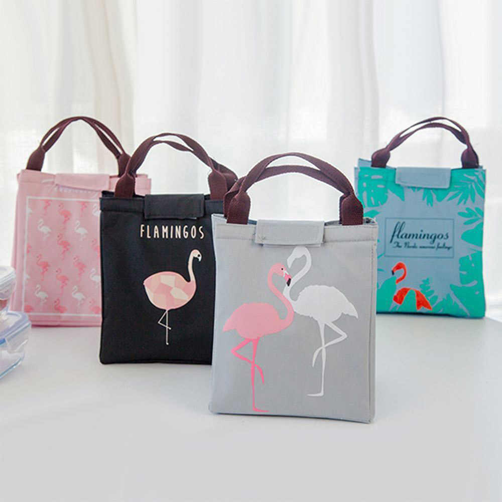 Cute Animal  Durable Portable Waterproof Thermal Bag Food Storage Bag Tote Picnic Lunch Bag Carry Food Storage Case  Kids