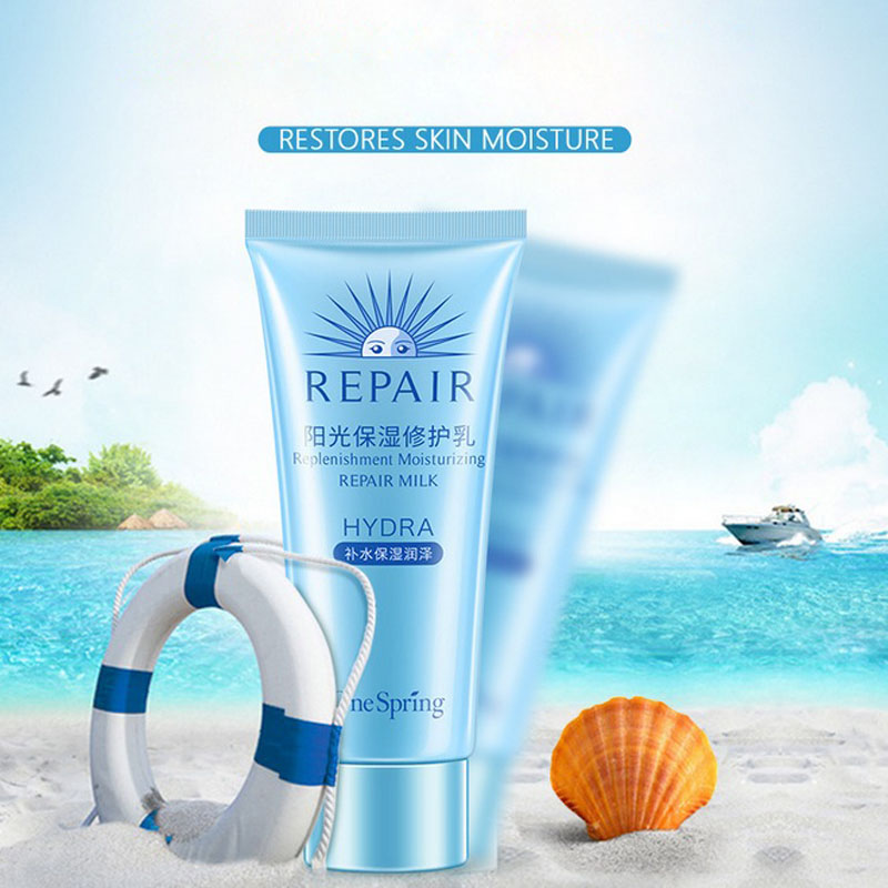 New After-Sun Repair Lotion Face Repair Whitening Body Face Sunscreen Cream Lotion Moisturizing Skin Bleaching Cream For Body