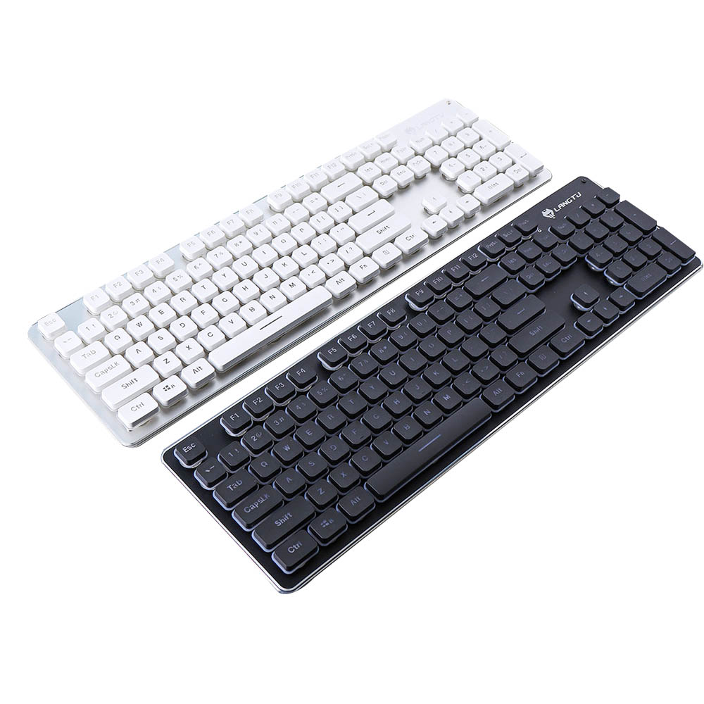 Rechargeable keyboard and mouse kit LT600 luminous mute wireless gaming keyboard mouse professional game player