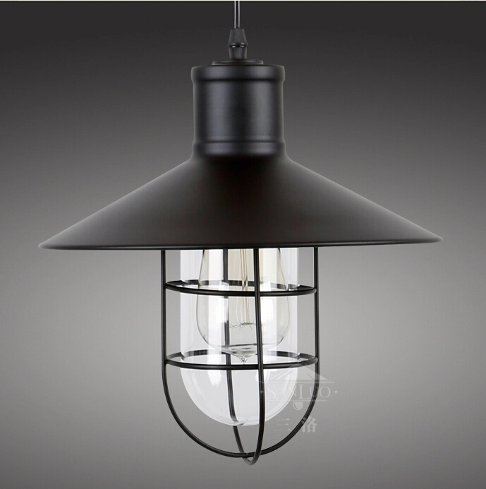 Aliexpress.com : Buy Vintage Edison Industrial Pendant Lamp Loft American  Country Restaurant Hanging Lights Wrought Iron Industrial Lighting From  Reliable ...