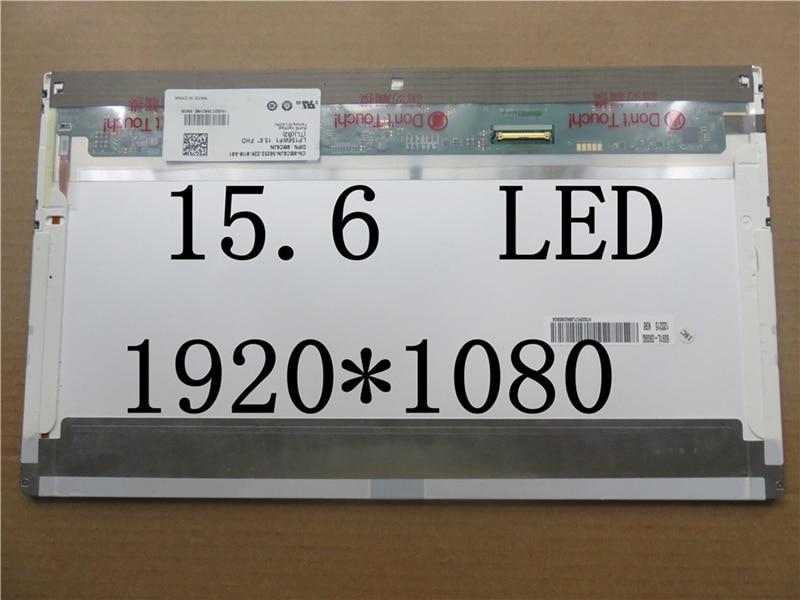 1920*1080 Laptop Led-bildschirm Für Lenovo W510 W520 W530 Y580 Y500 E530 K590s K580 K580p B156hw01 V.0 V.4 V.6 V.7 Lp156wf1 Tla1 B1