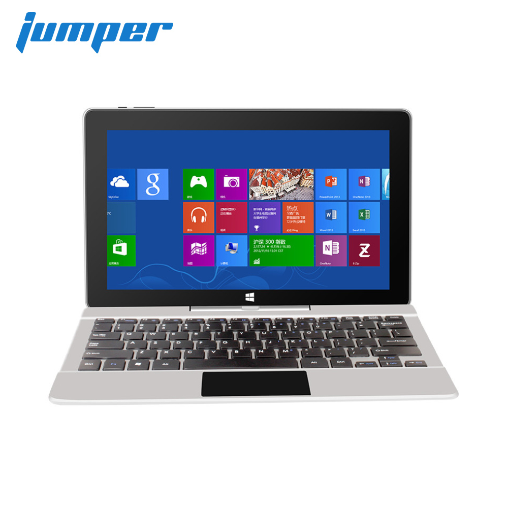Jumper EZpad 6 s pro/EZpad 6 pro 2 dans 1 tablet 11.6 1080 P IPS comprimés pc apollo Lac N3450 6 GB DDR3 64 GO SSD + 64 GB mem win10