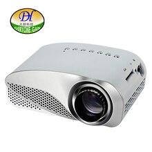 Todos Ganan Mini91 3D Proyector Multimedia LED Proyector de Cine Portátil de Casa, la Educación de Vídeo AV TV VGA HDMI USB Del Envío Libre