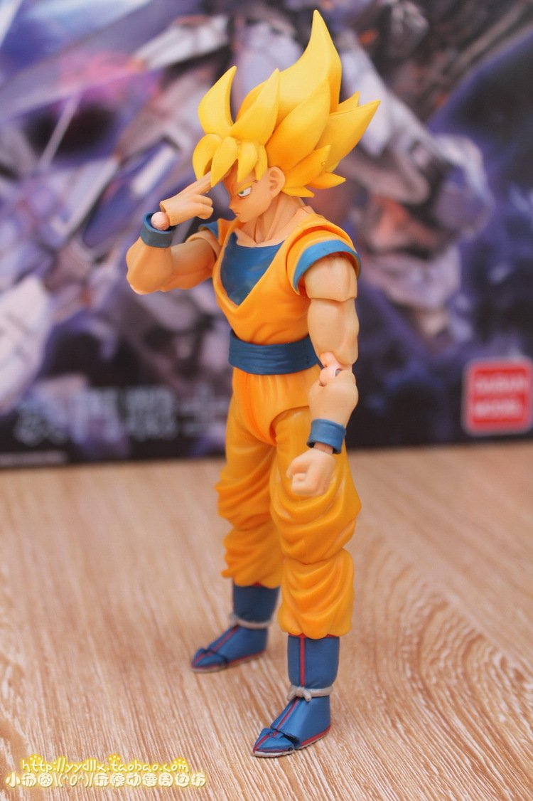 ФОТО  Datong Ver Dragon Ball Z Son Goku Gokou Saiyan SHF SHFiguarts 6 Action Figure Toys