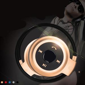 Image 3 - ثلاثية الأبعاد صغيرة 503 Mini503 سماعة لاسلكية تعمل بالبلوتوث 4.2 سماعة الموسيقى FM سماعة سماعة رأس لاسلكية رياضية ستيريو مايكرو SD بطاقة