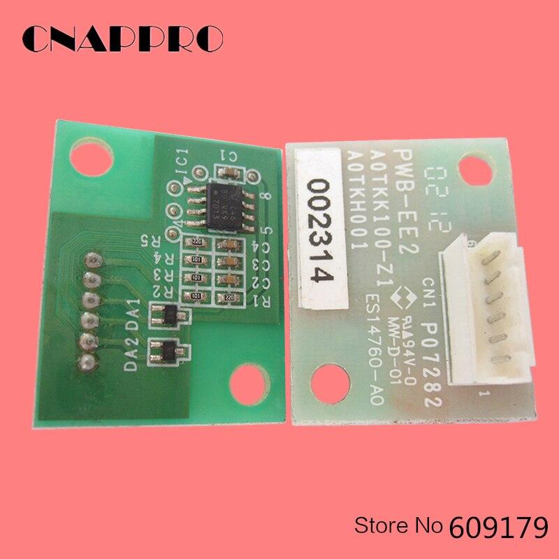 4pk Developer Unit Chip For Konica Minolta Bizhub C224 C284 C364 C454 C554 DV512