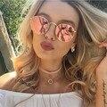 Luxo Rodada óculos de Sol Espelho Óculos de Sol Dos Homens Das Mulheres Designer de Marca Retro Vintage Para Mulheres Senhoras Óculos De Sol oculos de sol R096