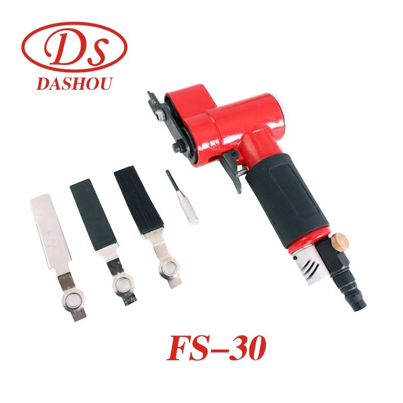 DS Pneumático Alternativo Máquina FS-30 Palavra Lixa Lixa Máquina Pneumática De Moagem Ferramentas 1 pc