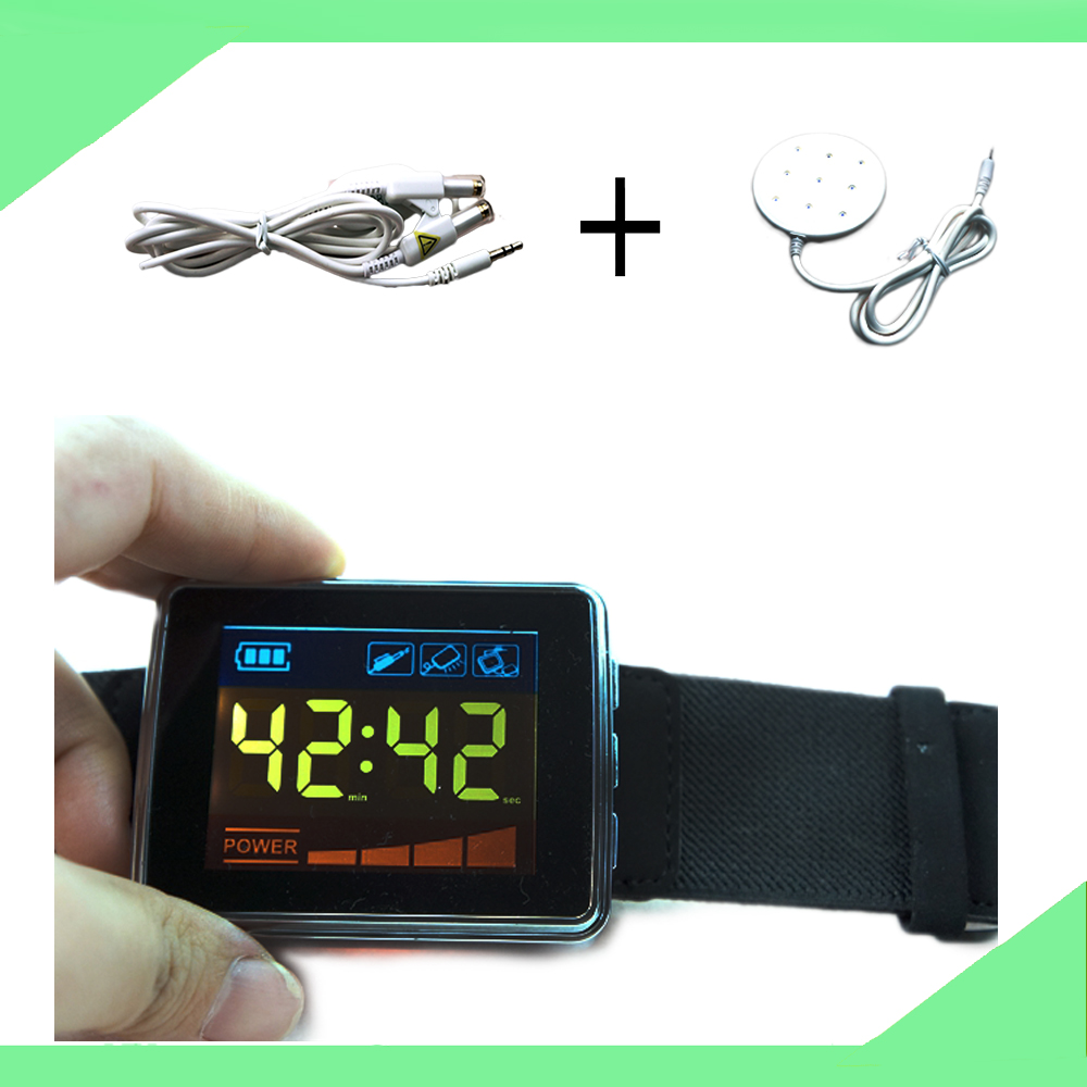 COINZG 650nm low level laser therapy watch reduce triglycerides in blood health care low level 650nm laser therapy watch