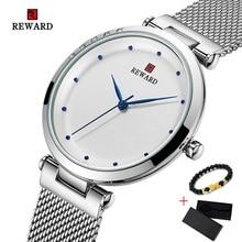 REWARD Casual Simple Women Watches Luxury Brand Quartz Wrist Watches For Ladies Watch Female Clock 2019 Relogio Feminino