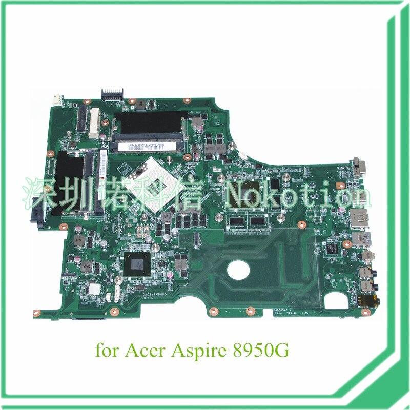 Nokotion Da0zyfmb8d0 Mbrcr06002 Mb Rcr06 002 Dla Acer Aspire