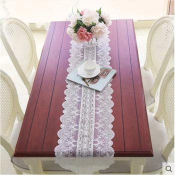 Cotton Lace Elegant Table Runner Best Children's Lighting & Home Decor Online Store