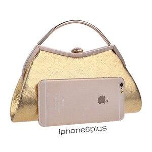 Image 5 - SEKUSAออกแบบผสม 5 สีจับกระเป๋ารูปโซ่ไหล่Messengerกระเป๋าถือParty