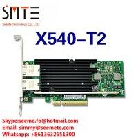 X540 T2 OEM 10G Dual RJ45 Ports PCI E Ethernet Network Adapter