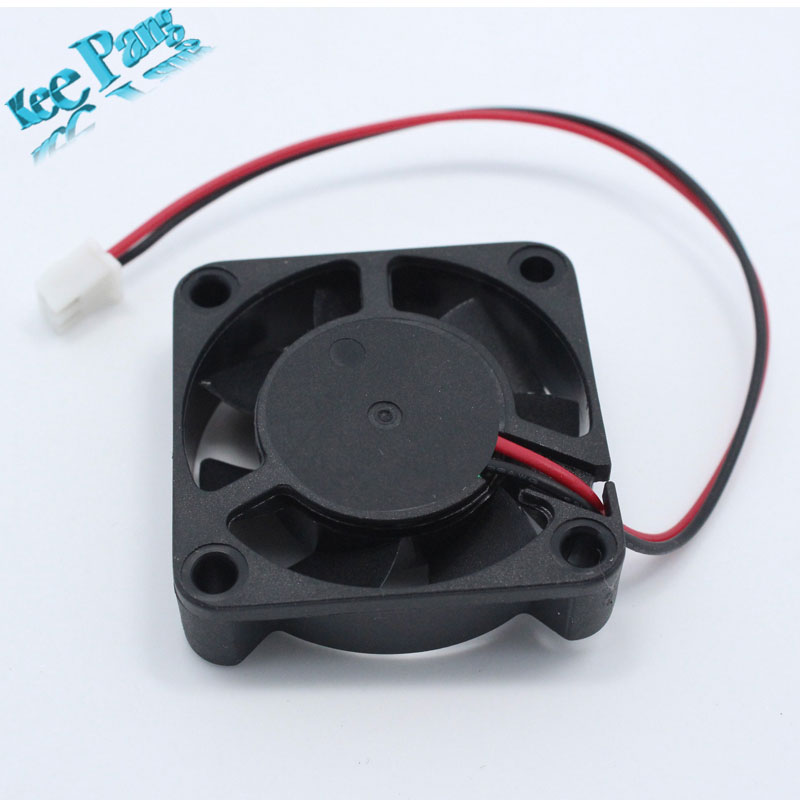 3D Printer Reprap 4010 Cooling Fan 40*40*10mm 12V 0.11A With 2 Pin Dupont Wire 40x40x10mm