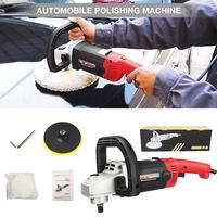 Car Sander Machine Waxing Machine 220V 1400W Multi purpose Variable Speed Polisher Six speed Regulation Car Accessories
