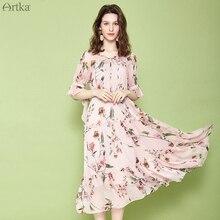 Dress Summer Chiffon Women