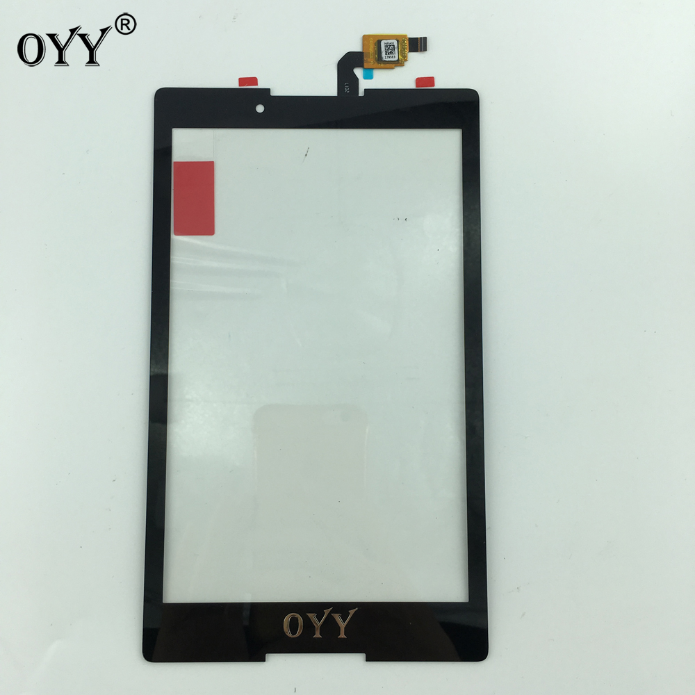 Touch Panel Touch Screen Digitizer Glass Sensor Replacement parts For Lenovo Tab3 Tab 3 8 850 TB3-850 TB3-850F TB3-850M srjtek for lenovo tab2 tab 2 a8 50f a8 50lc touch screen panel digitizer sensor glass black and white 8 inch replacement parts
