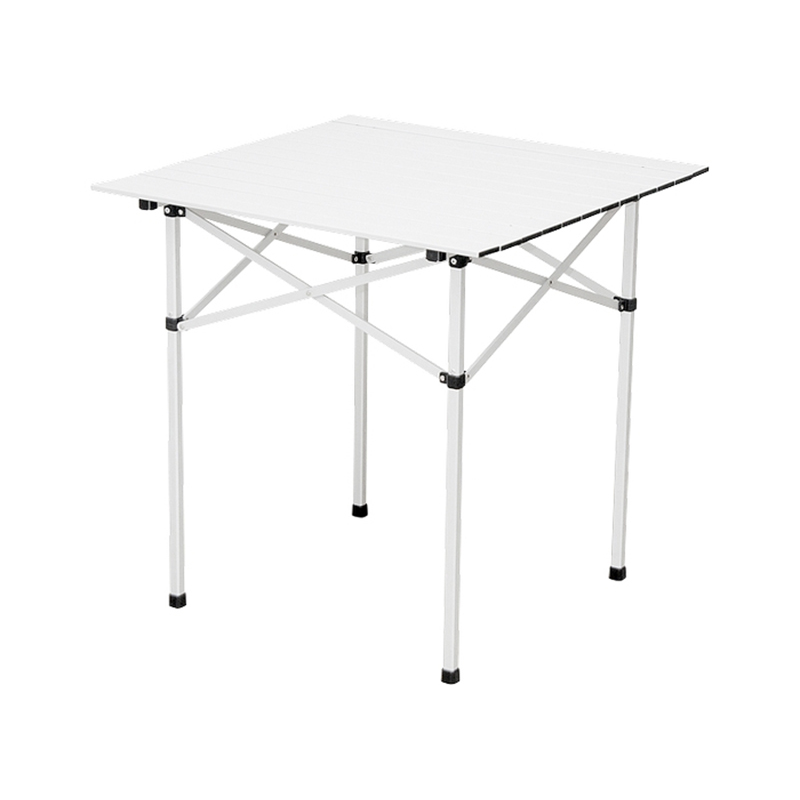 Foldable table PALISAD 69584 camp table portable foldable table home furniture camping beach picnic aluminium alloy