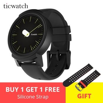 Original Ticwatch E Expres Smart Watch Android Wear OS MT2601 Dual Core Bluetooth 4.1 WIFI GPS Smartwatch Phone IP67 Waterproof call of duty advanced warfare army