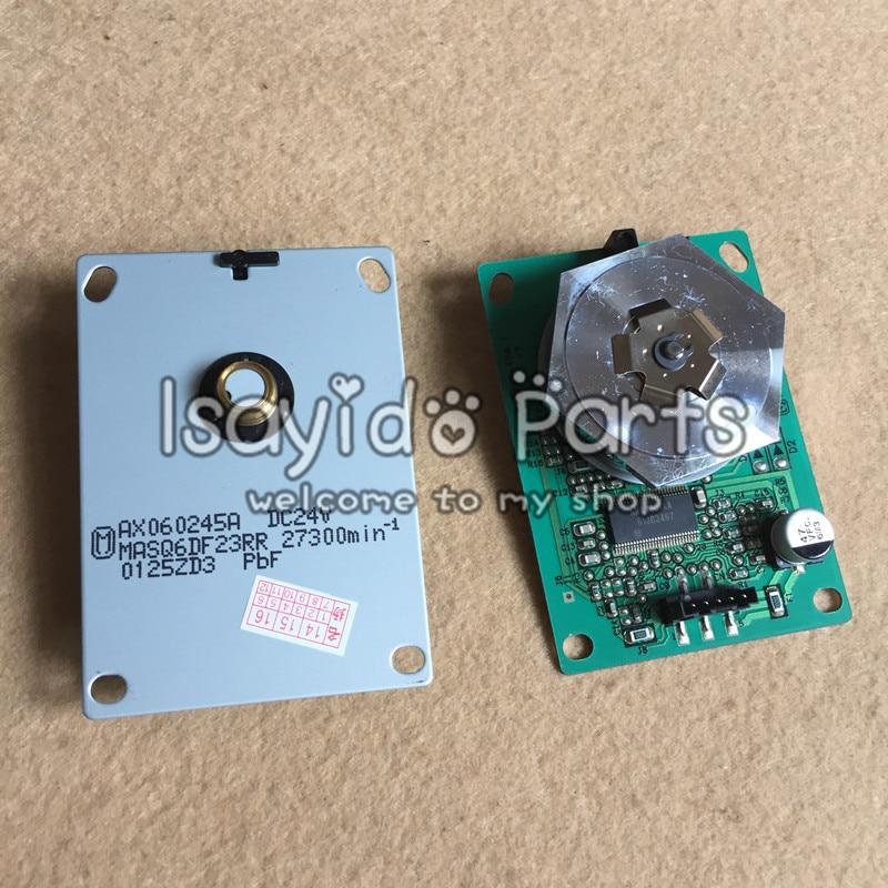 2X For Ricoh Aficio 1045 1035 2035 2045 3045 3035 MP3500 MP4500 Polygon Mirror Motor AX06 0141 AX06 0303 AX060303 AX060141-in Printer Parts from Computer & Office    1