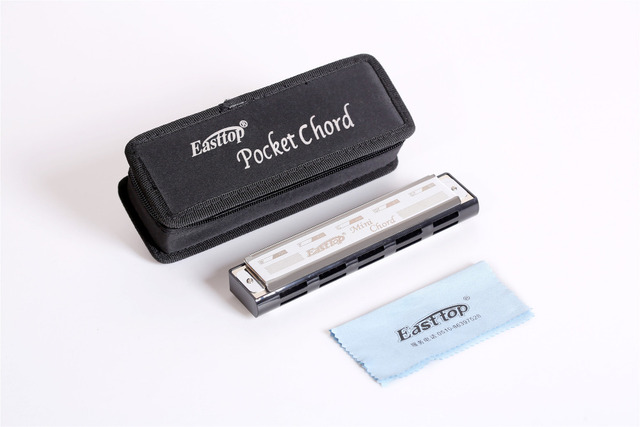 Easttop Mini Chord Harmonica Pocket Chordgood Harmonica In