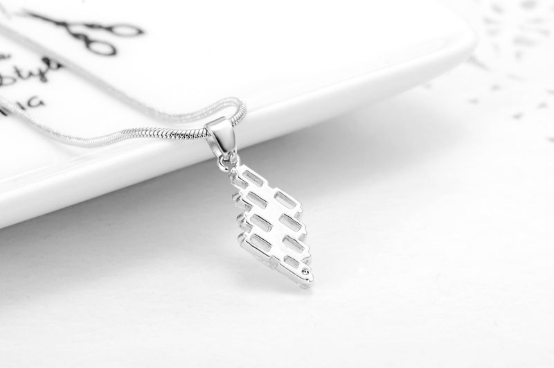 CARSINEL Lila Schmuck Sets für Frauen Trendy Silber farbe - Modeschmuck - Foto 4
