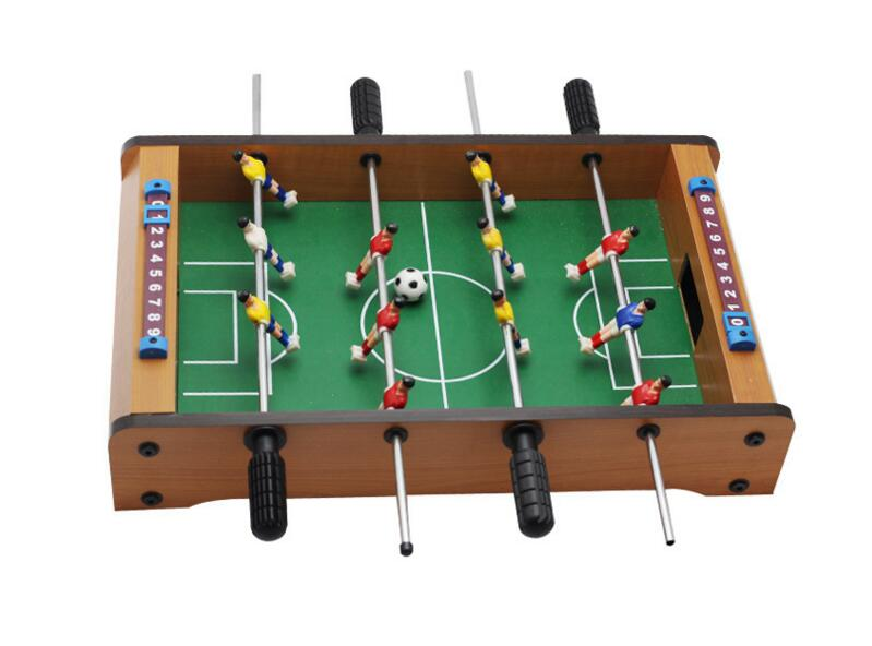 ABS material New Hot Sale Mini Table Soccer Football Board Game Home Table Foosball Set Football Toy Gift Game Accessories hot sale board game never have i ever new hot anti human card in stock 550pcs humanites for against sealed ship free shipping