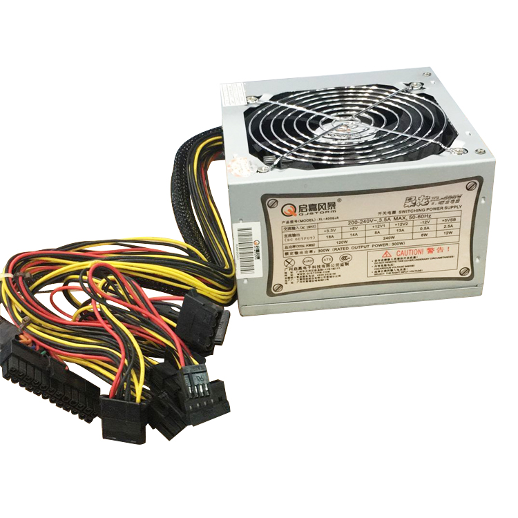 rated power 300W ATX PC Powers