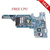 NOKOTION 636370 001 Main board for HP G4 1000 G6 G7 laptop motherboard HM55 chipset DA0R12MB6E0 DA0R12MB6E1 FREE CPU FULL WORK