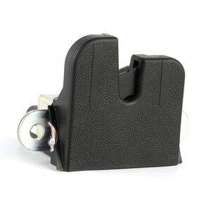 Image 4 - OEM الأصلي الخلفي الجذع التمهيد غطاء قفل مزلاج لشركة فولكس فاجن فولكس فاجن جولف MK6 R32 GTI رابيت باسات البديل 5KD 827 505 9B9 5K0827505A