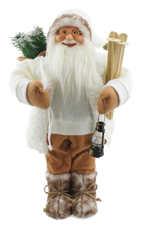 Addurniadau Cartref Cosette Santa Claus Anrhegion Casglu Nadolig 18 - Nwyddau ar gyfer gwyliau a phartïon