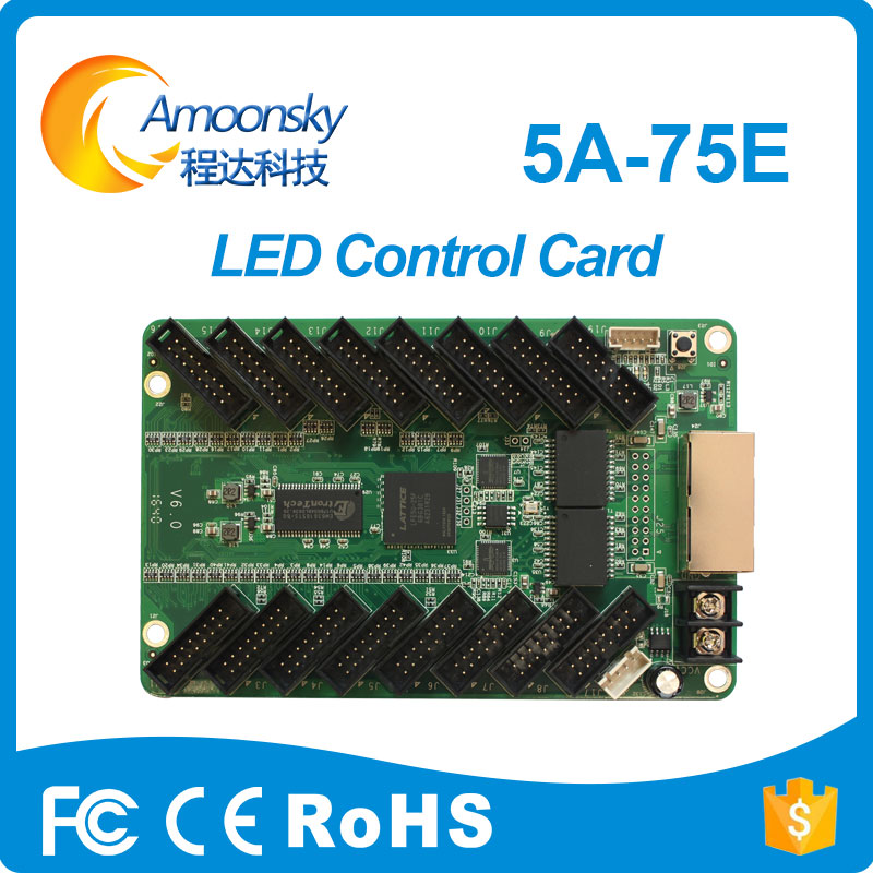 factory direct supplies colorlight led 5a-75e receiving card for led video processor lvp613