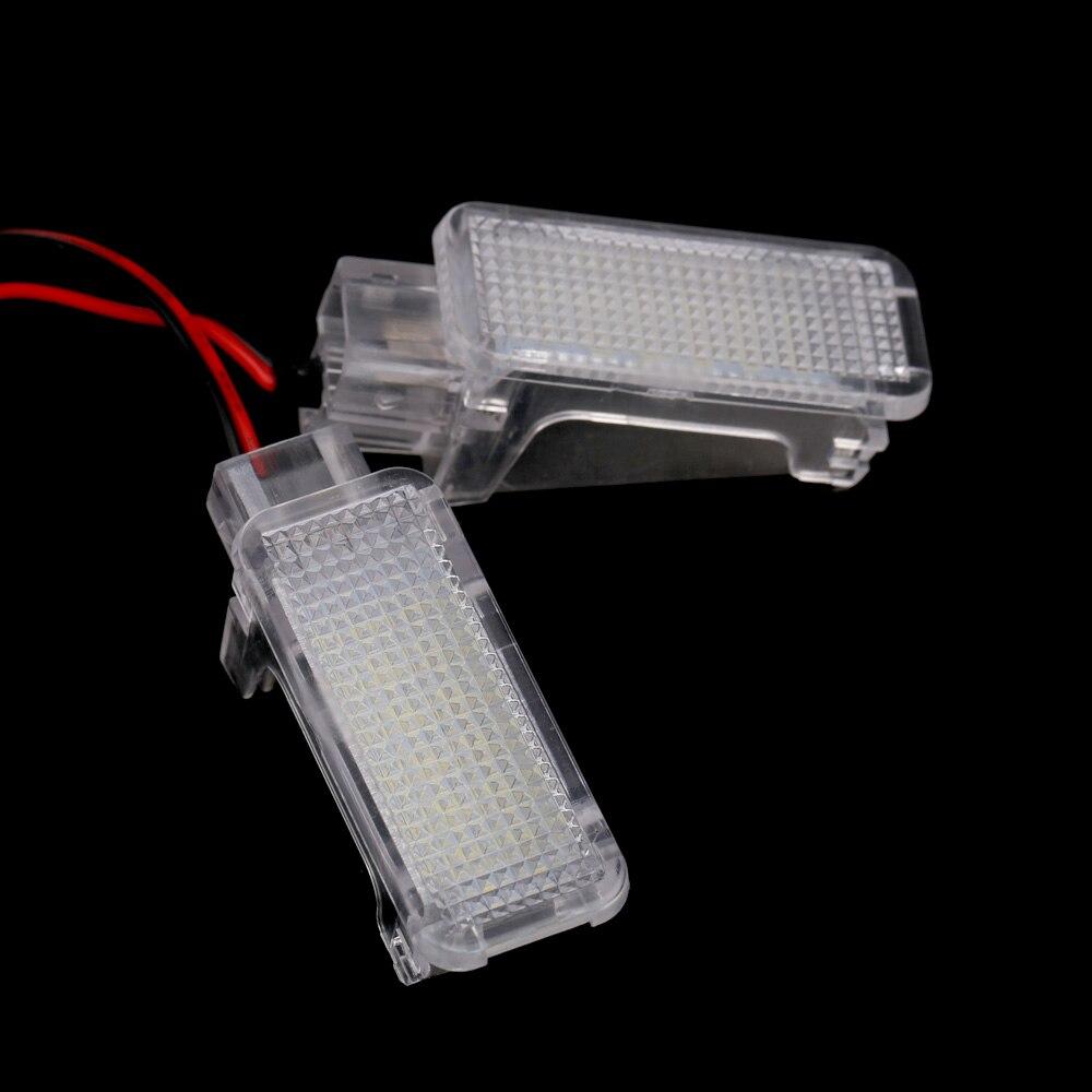 2 kom LED svjetiljka za dobrodošlicu u unutrašnjosti, svjetiljka - Svjetla automobila - Foto 4