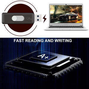 Image 5 - Super Speed USB 3.0 128GB USB Flash Drive Push And Pull Pendrive 3.0 64GB Pen Drive 32GB Real Capacity U Stick Dropship