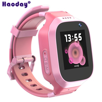 Multi function Kids GPS Tracker Smart Watch 3G Waterproof IP67 Camera 1.4 touch screen TD 11 SOS emergency calls Free App