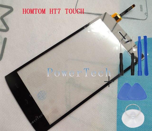 5.5 polegadas homtom ht7, HT7 PRO Frente Touch Panel Lente de Vidro Digitador Da Tela de Peças Originais FRETE GRÁTIS