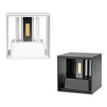 Cube COB LED Indoor Lighting Wall Lamp Modern Home Lighting Decoration Sconce Aluminum Lamp 12W 85-265V For Bath Corridor