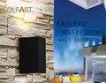 Solfart A1506 black shade wall light indoor led light modern led lighting in home modern led wall lamp