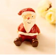 cure department of small animals creative Christmas gift candle mold handmade soap cake decorative old man Santa Claus