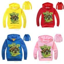 78a5c201150 Add to Wish List. Spring Ninja Turtle Print Clothes Autumn Jacket Boys Coat Children  Clothing Girl Sweatshirts Kids Long Sleeve