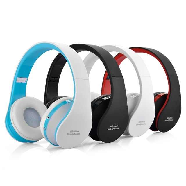 Bluetooth duży Casque Audio słuchawki bezprzewodowe zestaw słuchawkowy Auriculares słuchawki Bluetooth do komputera telefon komórkowy PC z mikrofonem