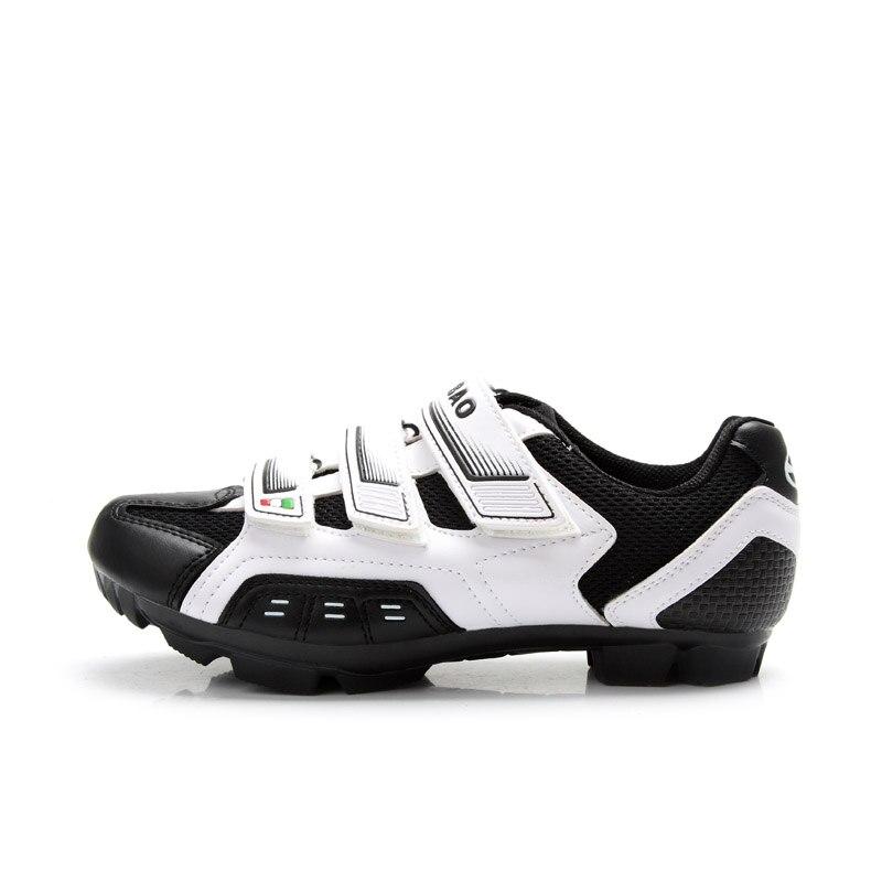 TIEBAO 5-943 Professional MTB Cycling <font><b>Shoes</b></font> Self-Lock SPD Cleat Bicycle <font><b>Shoes</b></font> Men Women Outdoor Bike <font><b>Shoes</b></font> Size 38 to 46 EU
